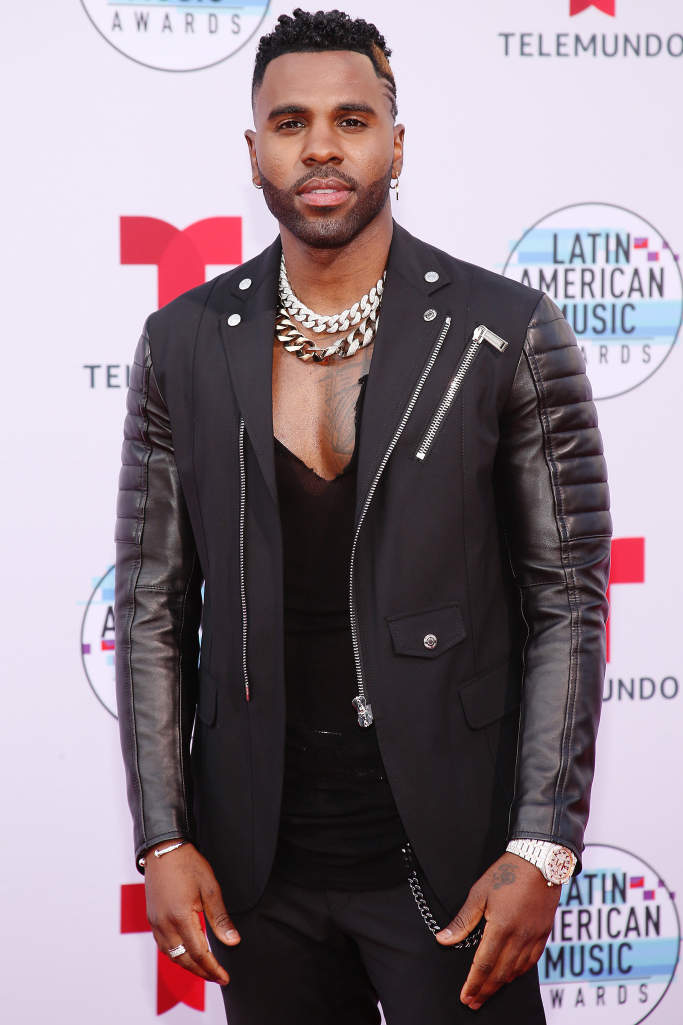 Jason Derulo Angry After Instagram Removes His Revealing Underwear Photo: 'I Can't Help My Size'