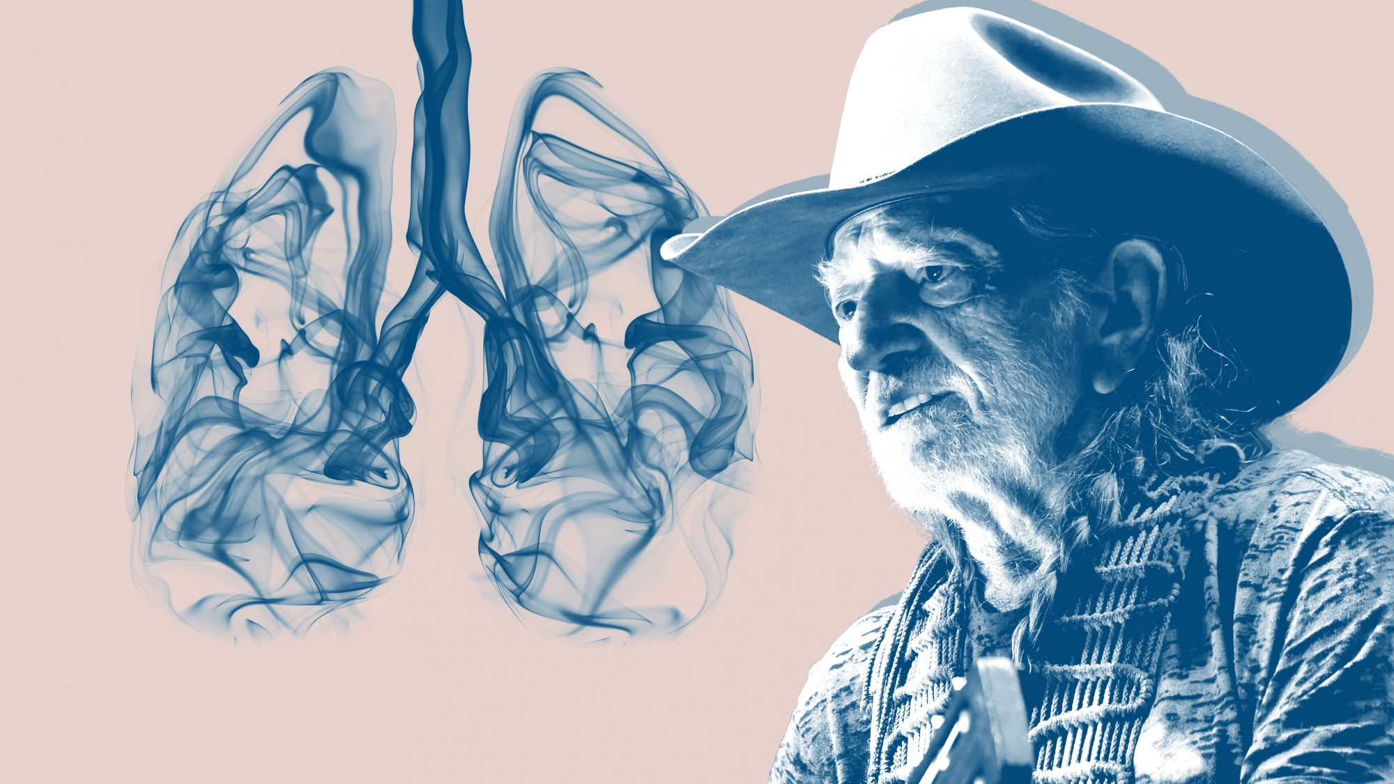 Willie Nelson Says He Quit Smoking Weed After 'Abusing' His Lungs—But is it Really That Bad?
