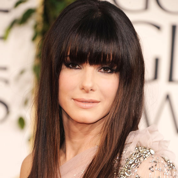 Sandra Bullock - Transformation - Beauty - Celebrity Before and After