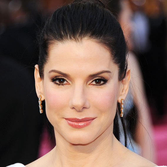 Sandra Bullock - Transformation - Hair - Celebrity Before and After