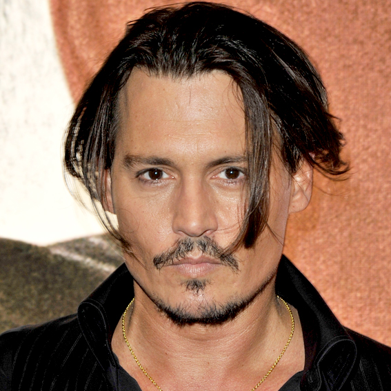 Johnny Depp Transformation