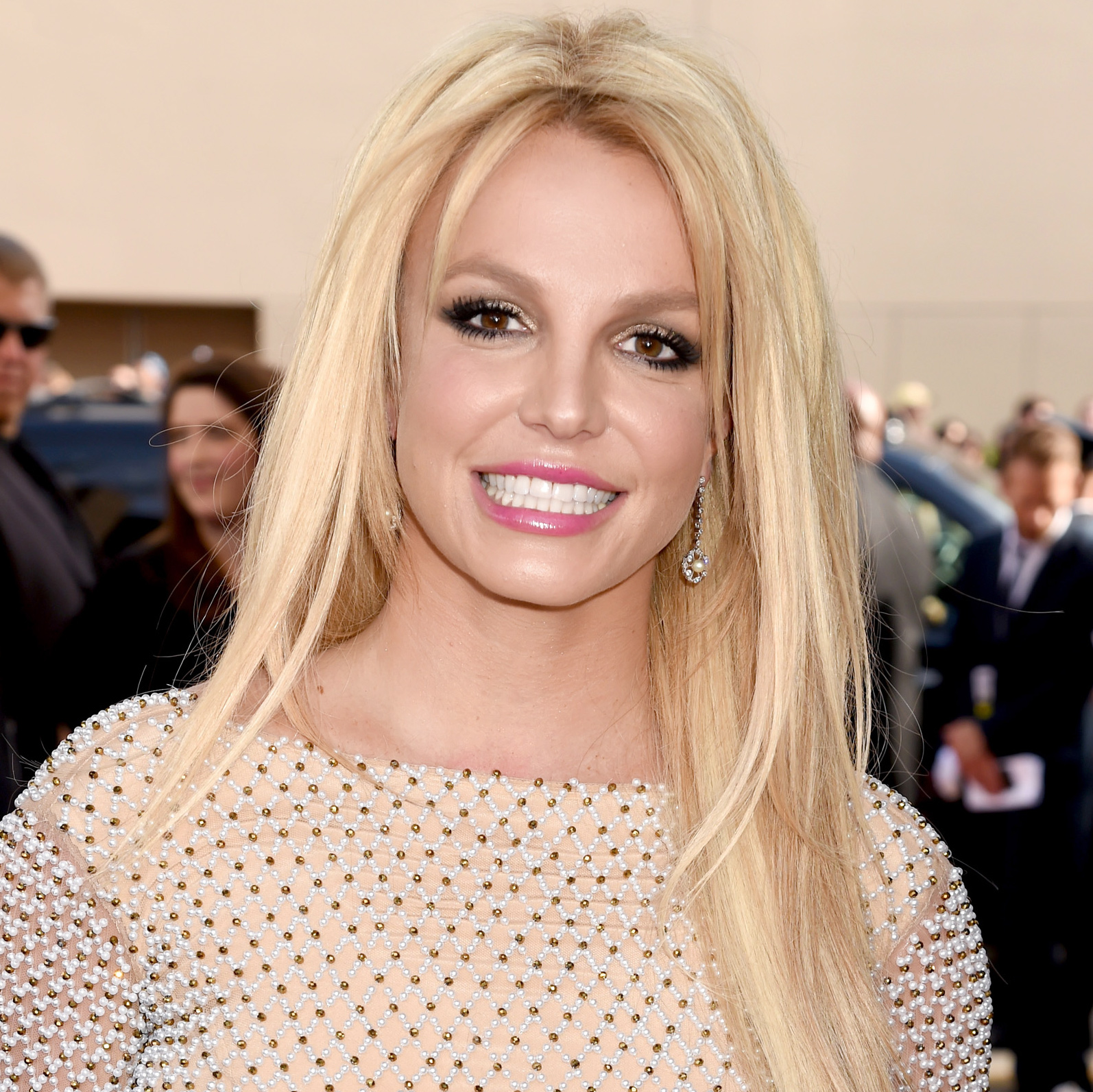 Britney Spears's Changing Looks