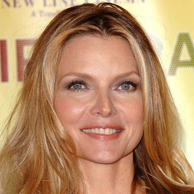 Michelle Pfeiffer - Transformation - 2007 - Star Hair - Star Makeup