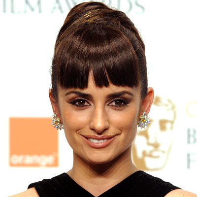 Penelope Cruz - Transformation - hair and makeup
