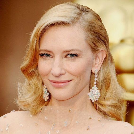 Cate Blanchetts Changing Looks Instyle
