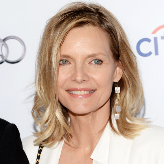 Michelle Pfeiffer attends The Television Academy's 23rd Hall Of Fame Induction Gala