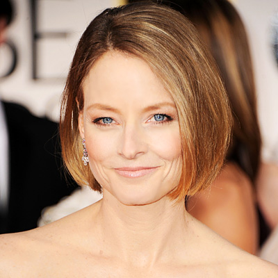 Jodie Foster - Transformation - Hair - Celebrity Before and After