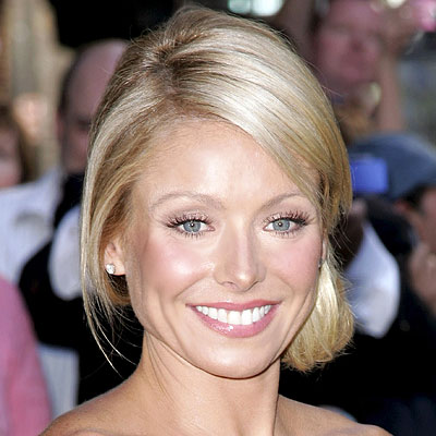 Kelly Ripa - Transformation