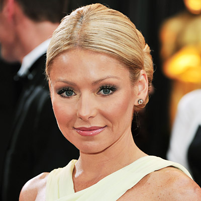 Kelly Ripa - Transformation - Hair - Celebrity Before and After