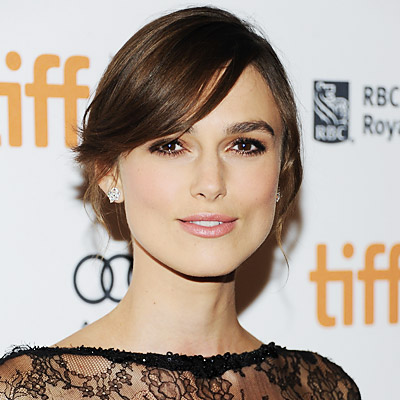 Keira Knightley - Transformation - Hair - Celebrity Before and After