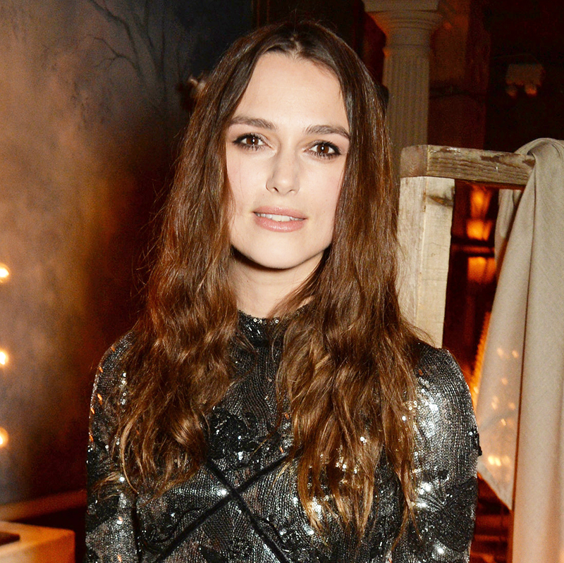 Keira Knightley - Transformation Slide - 2016