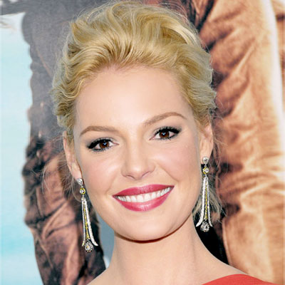 Katherine Heigl - Transformation - Hair - Celebrity Before and After