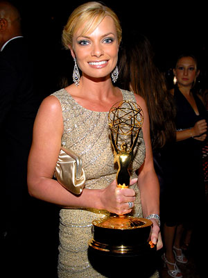 Jaime Pressly, Fox After-party, 2007 Emmys After-parties