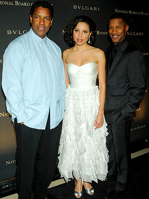 Denzel Washington, Jurnee Smollett, Nate Parker, The National Board of Review Awards Gala, New York City