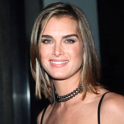 Brooke Shields S Changing Looks Instyle Com