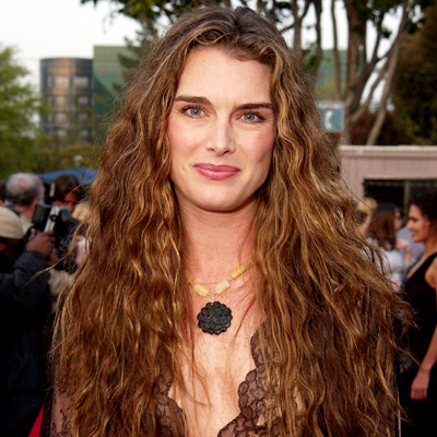 Brooke Shields, Transformation, Michael Kors, celebrity hair, celebrity makeup