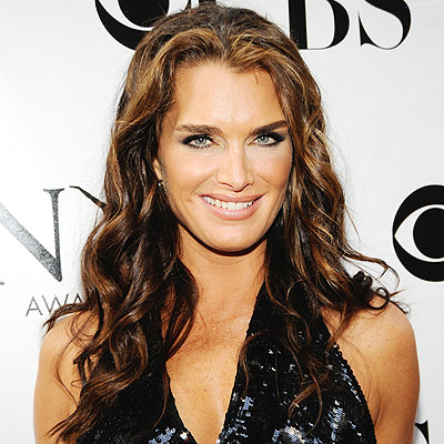 Brooke Shields, transformation, star hair, star makeup