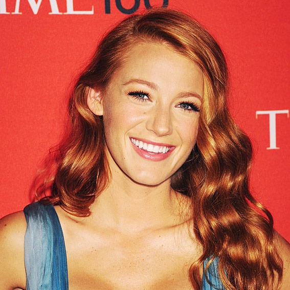 Blake Lively - Transformation - Beauty - Celebrity Before and After