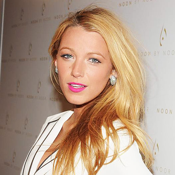 Blake Lively - Transformation - Hair - Celebrity Before and After