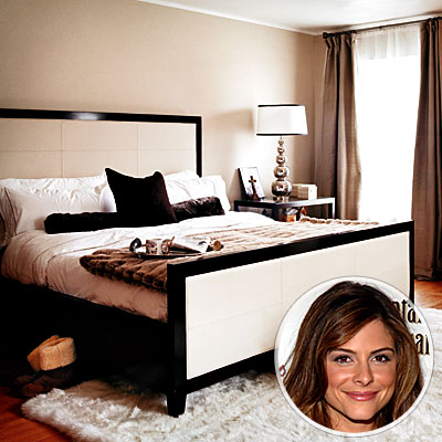 Maria Menounos's Master Bedroom, Celebs' Favorite Room