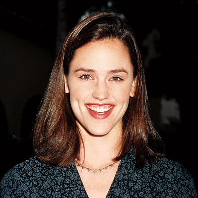 Jennifer Garner, Fox winter press tour, 1998, Cover Exclusives
