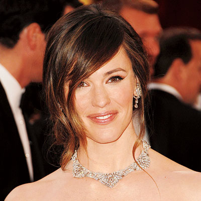 Jennifer Garner, Academy Awards, 2008, Celebrity Exclusives