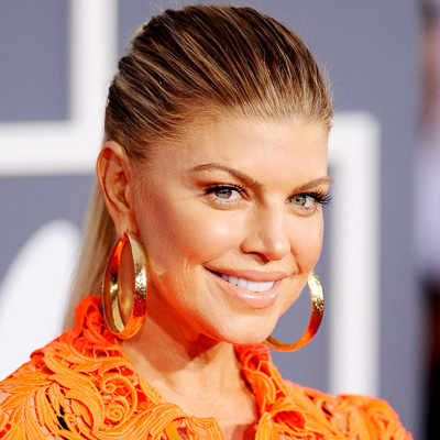 Fergie - Transformation - Hair - Celebrity Before and After