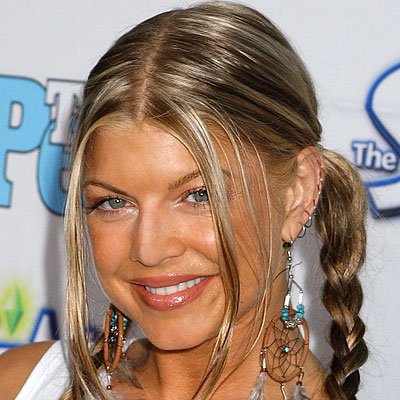 Fergie - Transformation - hair and makeup