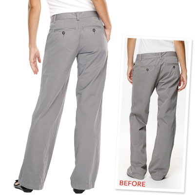 Get Great-Fitting Pants