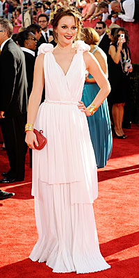Leighton Meester - Bottega Veneta - Emmy Awards