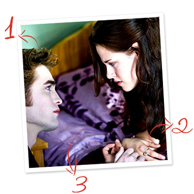New Moon: Exclusive Behind-the-Scenes Secrets! - The Star-Crossed Lovers' Style
