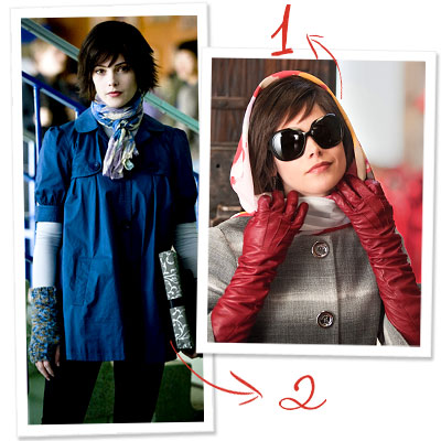 New Moon: Exclusive Behind-the-Scenes Secrets! - Alice: The Family Fashionista