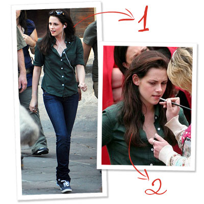 New Moon: Exclusive Behind-the-Scenes Secrets! - Bella's Must-Haves