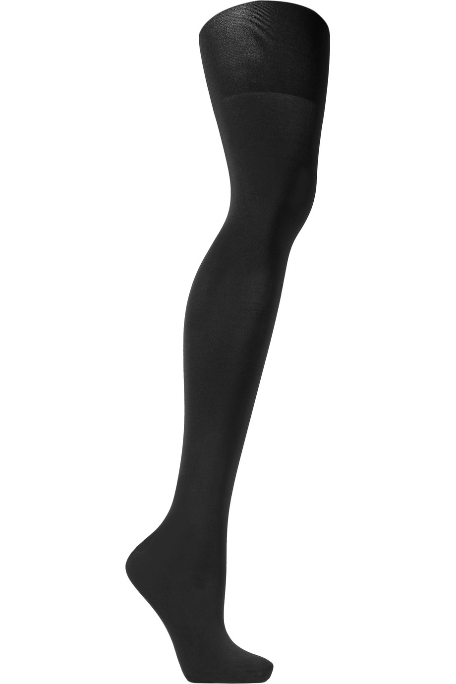 Black Opaque Tights