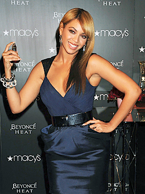 Beyonce's Perfume: A Best-Smeller