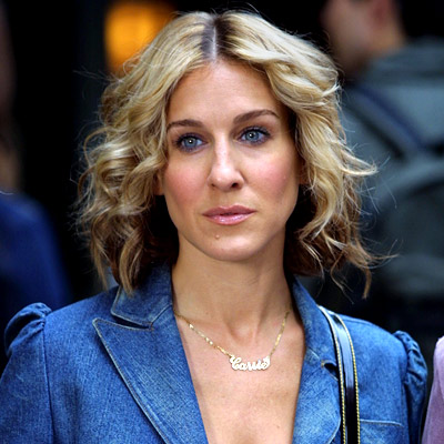 Sarah jessica parker hairstyles sex and the city