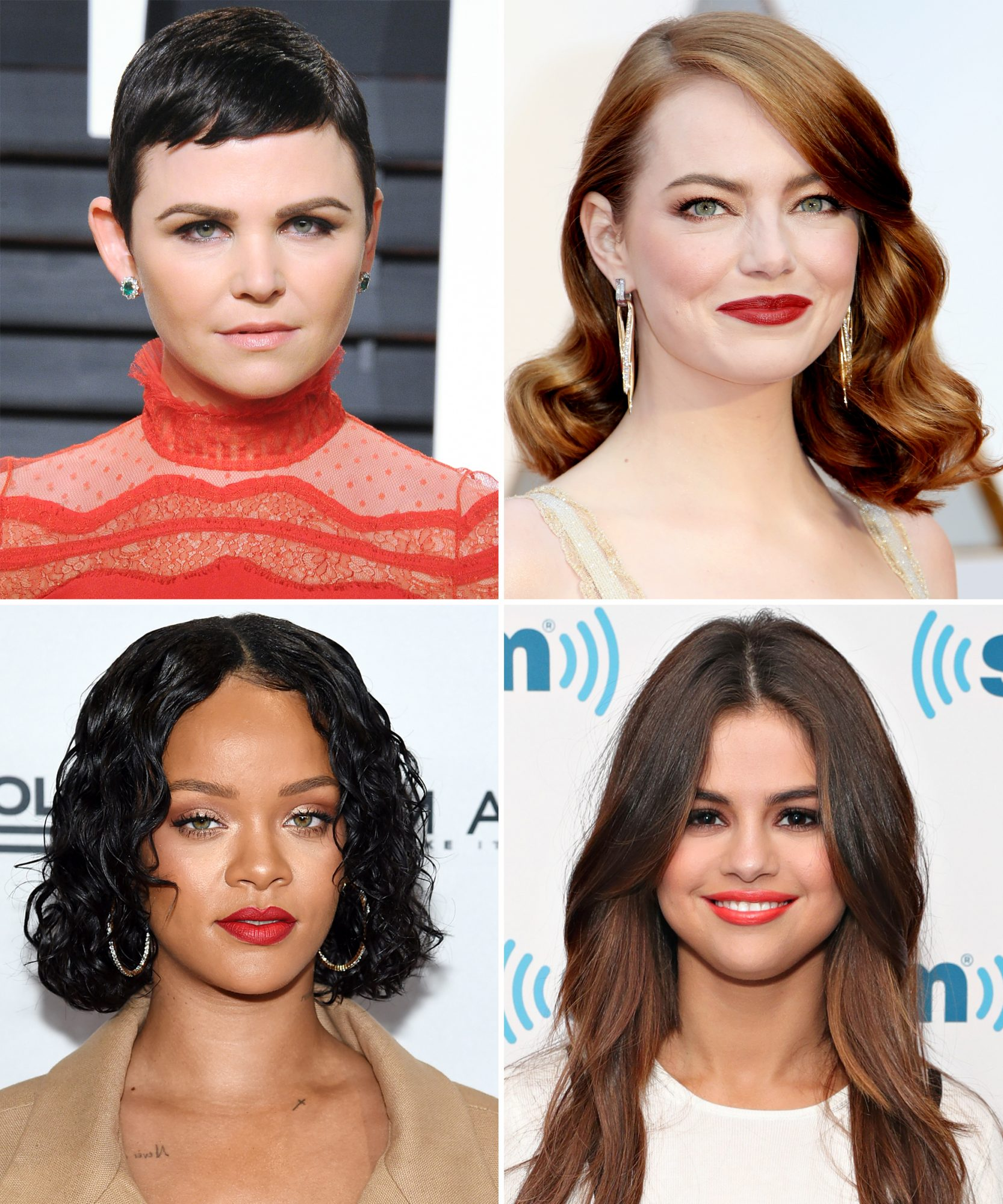 Find the Perfect Cut for Your Face Shape | InStyle.com