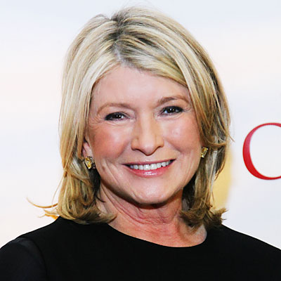 Martha Stewart - Transformation - Hair - Celebrity Before and After