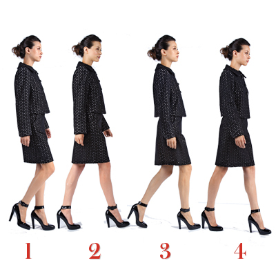 Take It Step-by-Step- Inside Fashion
