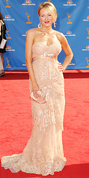 Jewel - Zuhair Murad - Emmys 2010 - Hollywood, CA