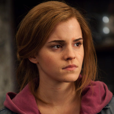 Harry potter and the deathly hallows — Hermione Granger - Emma Watson