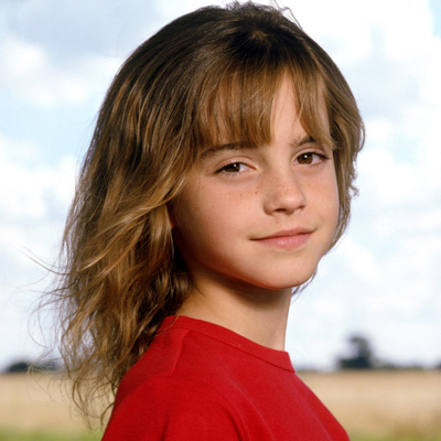 Emma Watson - Transformation - Hermione Granger - Harry Potter and the Sorcerer's Stone