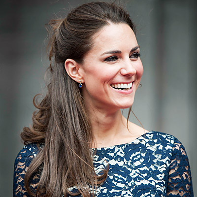 Catherine Middleton - Transformation - Hair - Celebrity