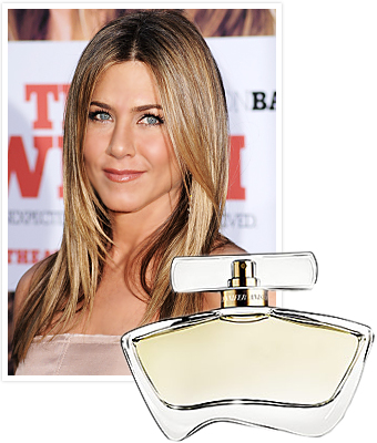 Jennifer Aniston's Perfume Now Available