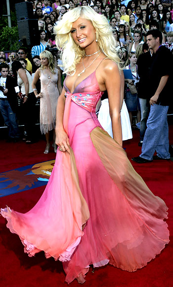 Paris Hilton - 30 Most Memorable Looks - Birthday - Jennifer Nicholson