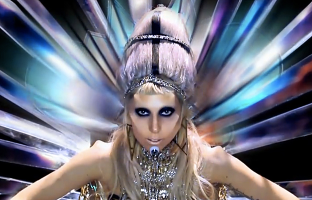 """Lady Gaga's """"Born This Way"""" Video Revealed!"""