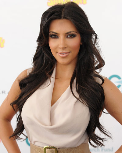 Kim Kardashian - Our Favorite Brunets - Brunet Hair
