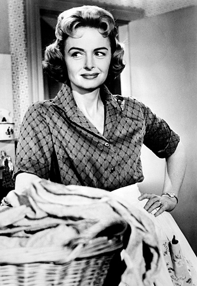 Donna Reed - The Most Fashionable TV Housewives - The Donna Reed Show