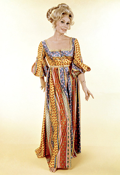 Eva Gabor - The Most Fashionable TV Housewives - Green Acres