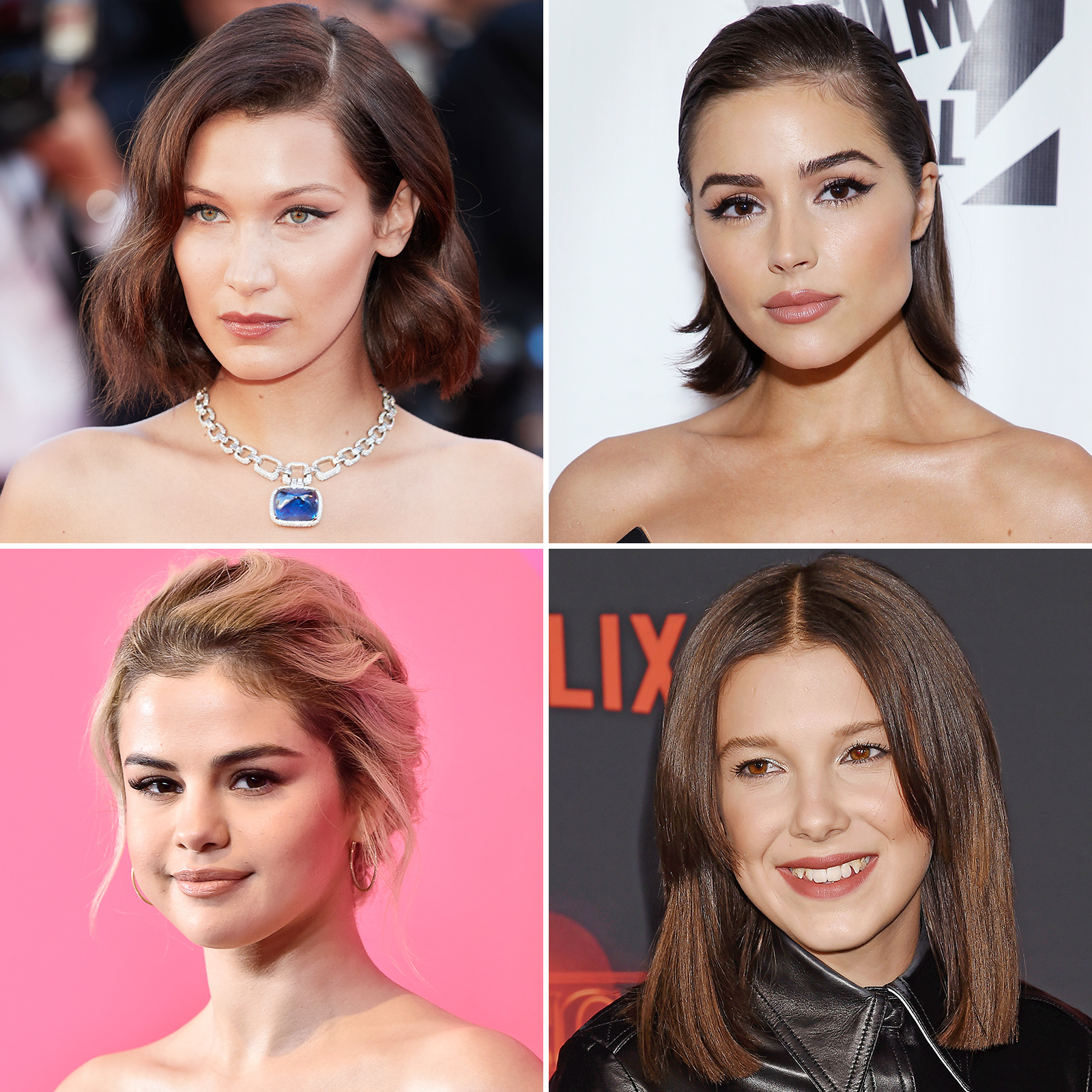 <p>HOW TO WEAR THE BLUNT LOB</p>